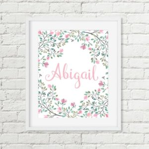 floral wreath name